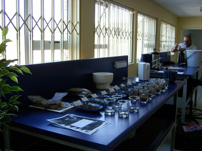 Sevenoaks - Media Cupping Event