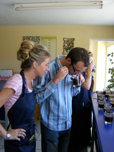 Sevenoaks Cupping Course 2011